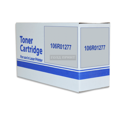 Тонер-картридж Xerox 106R01277 Black (Совместимый)