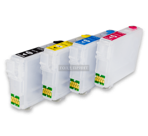 ПЗК Epson Stylus T26, 27/ C91/ CX4300/ TX106, 117, 119