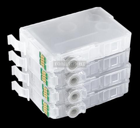ПЗК Epson Stylus B42WD/ BX625FWD, 635FWD/ Office BX320/ SX525WD, 535WD/ WF-7015, 7515, 7525