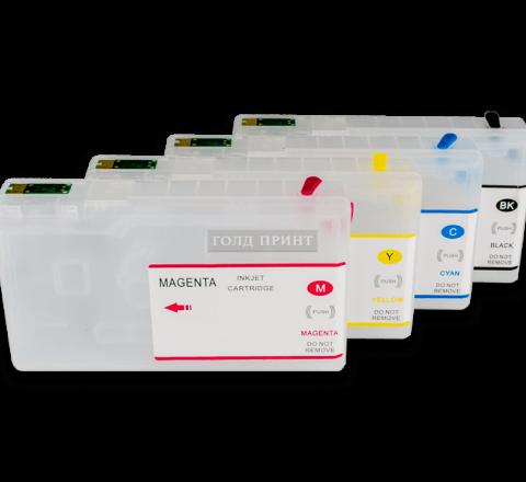 ПЗК Epson WC Pro 4015, 4025, 4095, 4515, 4525