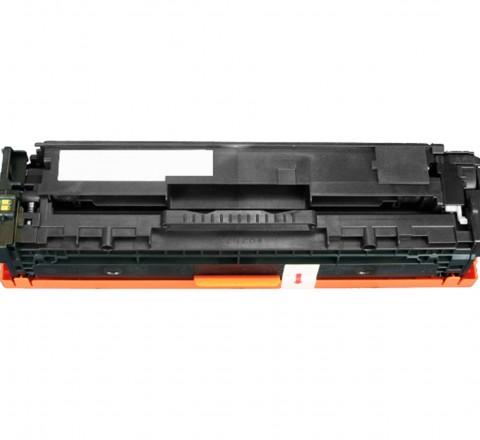 Картридж HP CB540A, CE320A Black (Совместимый)