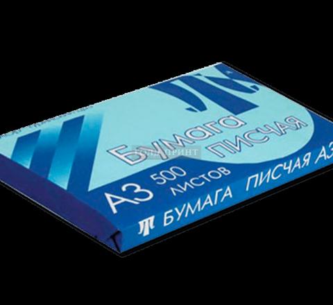 Бумага Писчая А3, 65 g/m, 500л
