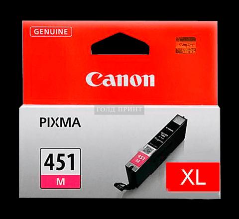 Картридж Canon CLI-451XLM (Original)