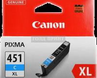 Картридж Canon CLI-451XLC (Original)