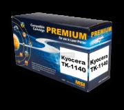 Тонер-картридж Kyocera TK-1140 Black (Gold Print)
