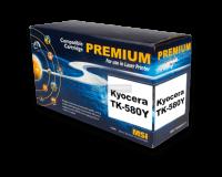 Тонер-картридж Kyocera TK-580 Yellow (Gold Print)