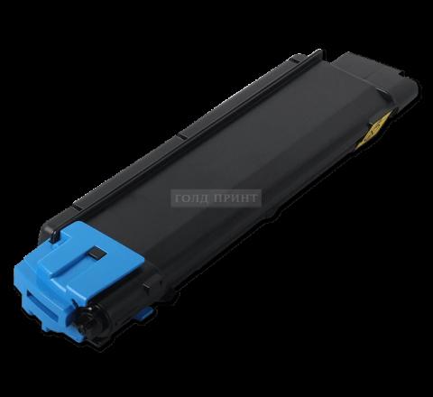 Тонер-картридж Kyocera TK-580 Cyan (Совместимый)