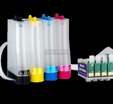 CНПЧ Epson Stylus TX200, 209, 210, 219, 400, 409, 410, 419/ С79/ CX3900, 4900, 5900, 6900F, 7300, 8300, 9300F