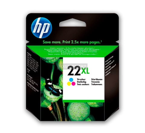 Картридж HP 22XL C9352CE (Original)