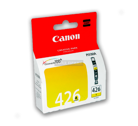 Картридж Canon CLI-426Y (Original)