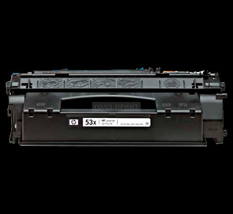 Картридж HP Q7553X Black (Совместимый)